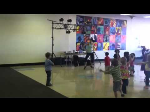 Coop in Hip Hop at Spectrum Progressive School