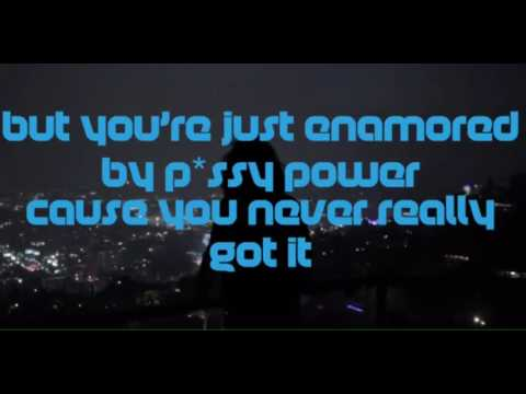 Russ - goodbye lyrics video