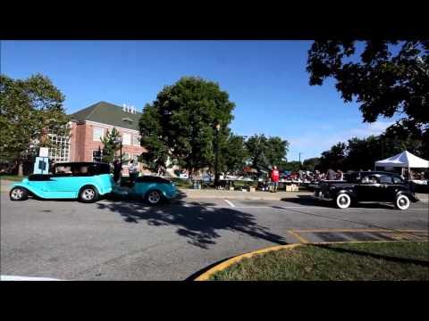 NY  Antique CAR SHOW VIDEO DOCUMENTATION