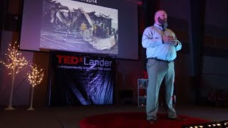 After the Fire | Feike van Dijk | TEDxLander