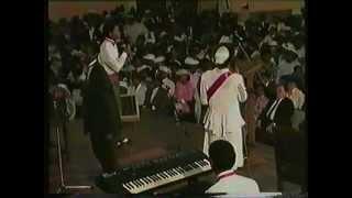 A.P.U Mass Choir 1988 - Jerusalem (snippet)