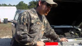 ford ranger camshaft synchro replacement