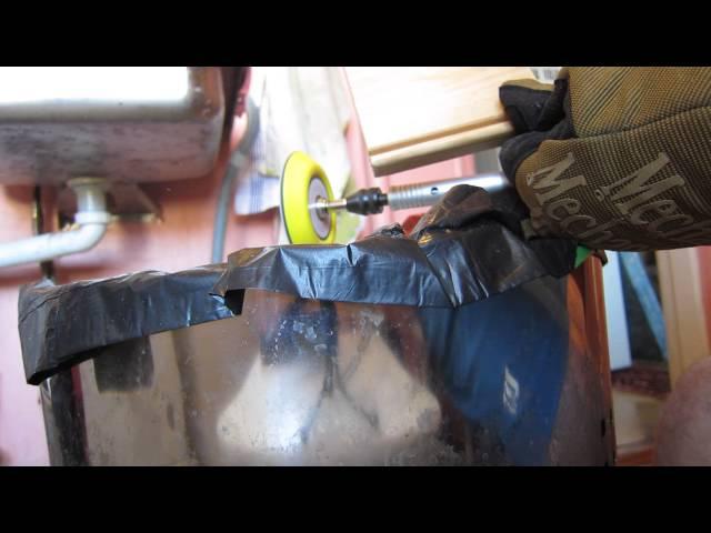 10pcs 3 Inch 180 Grit Sander Disc Sanding Paper Abrasive Tool from banggood