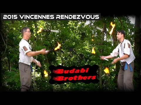 Amazing Budabi Brothers - 2015  vincennes rendezvous