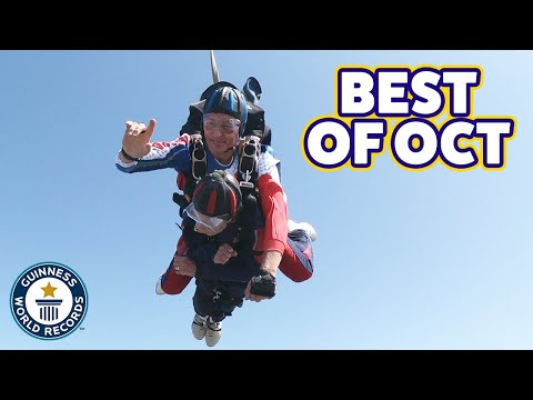 Best World Records of October 2019 - Guinness World Records