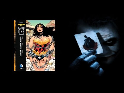 "Wonder Women Earth One Review ""Spoilers"" Plus Back issues"