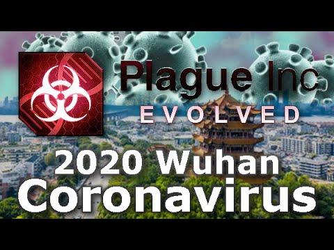 Plague Inc: Custom Scenarios - 2020 Wuhan Coronavirus - YouTube
