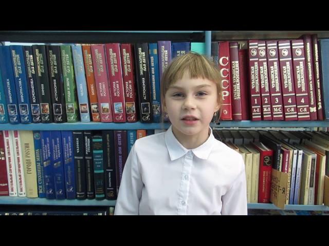 Изображение предпросмотра прочтения – ОксанаНазарова читает произведение «Ворона и Лисица» И.А.Крылова