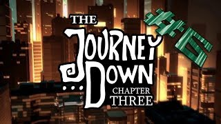 The Journey Down Chapter Three {EP6} The Newby Scare!