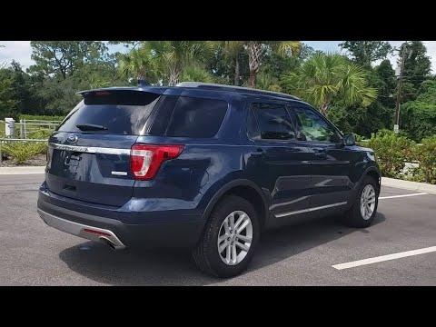 2017 Ford Explorer New Smyrna Beach, Port Orange, Daytona Beach, Deltona, Sanford, FL W179700A