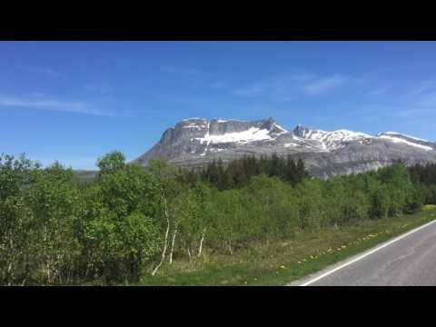 Sandnessjøen - Tjøtta - Sandnessjøen sykkeltur
