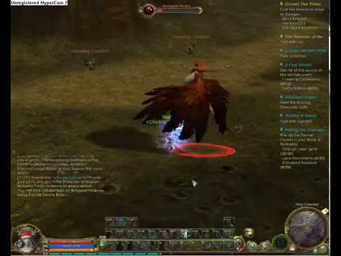 Aion Templar Full Courageous Set lvl 30