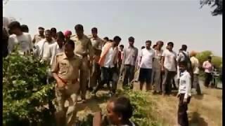 फतेहपुर में ट्रक ने बाइक सवारों को कुचला II Truck hits bike rider, three killed in Fatehpur,kanpur