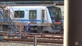 【小田急電鉄】小田急線新型車両「新5000形」現る