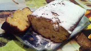 Кекс на Кефире / Сupcake on kefir / Простой Рецепт Кекса (Очень Вкусно)