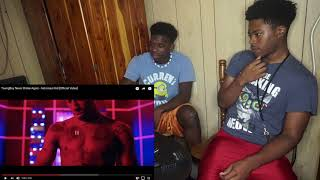 YoungBoy Never Broke Again - Astronaut Kid [Official Video] REACTION!!!