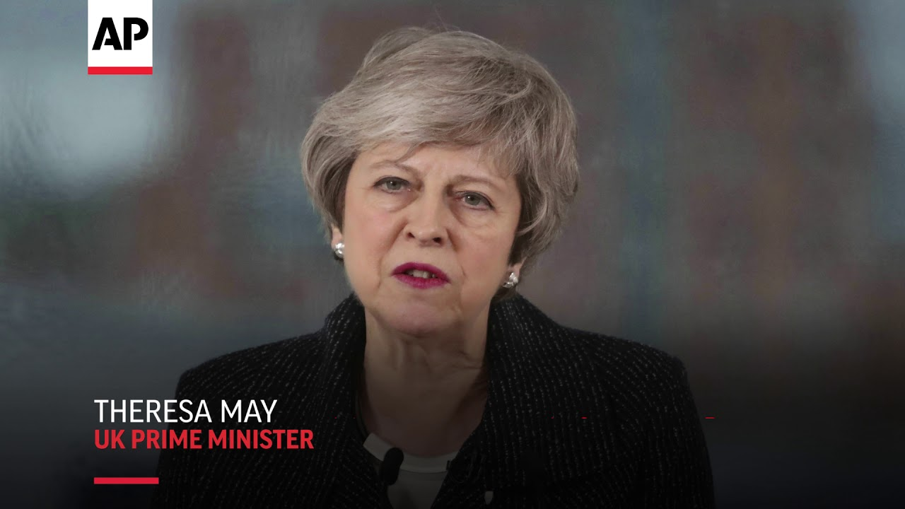 May: Commitment to no hard border