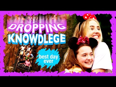Dropping Disney Knowledge With Veronica Dunne  WDW Best Day Ever