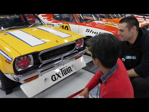 Rarest Nissan Models In Pristine Condition! Nissan Heritage Hall! | JDM Masters
