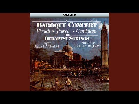 Concertino in G major for Strings: I. Grave - Allegro
