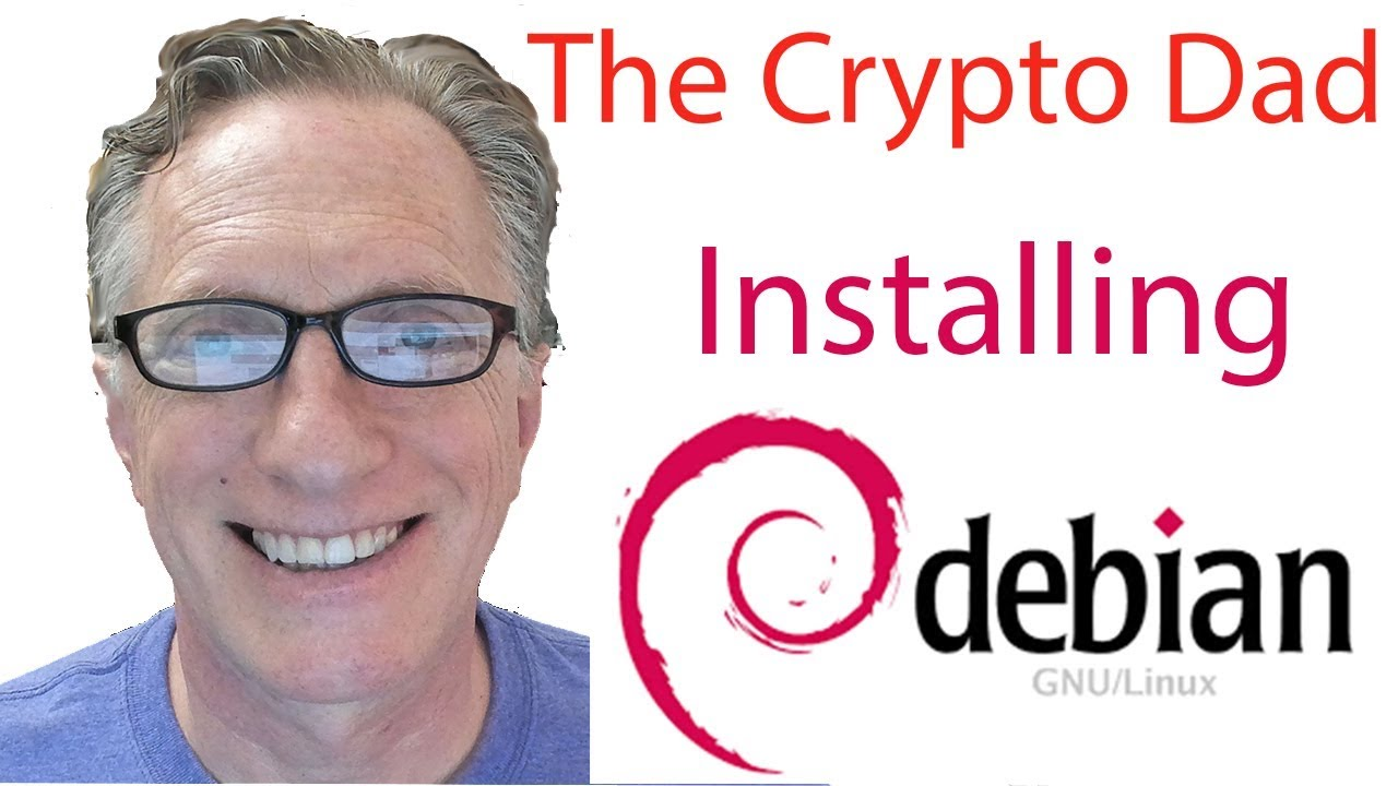 Creating a keyfile in Debian 9 0 to lock an encrypted hard drive  (Installation Pt 4)