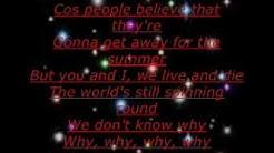 Oasis- champagne supernova lyrics