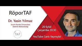 RöporTAF-Dr. Yasin YILMAZ/ABD-University of South Florida
