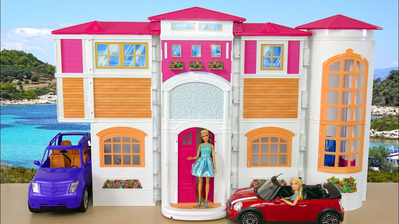 Barbie Video House Tour