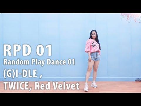 Random Play Dance 01 ( G)I-DLE, Twice, Red Velvet ) ♡ ChunActive