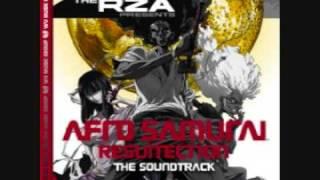 Afro Samurai Resurrection Soundtrack - Bitch is Gonna get Ya (rza)