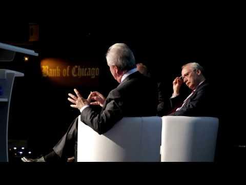 "Finanz'18 - Roundtable ""10 Jahre Finanzkrise"""