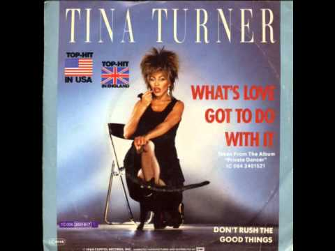 Tina Turner - What's Love Got To Do With It (Extended Version)