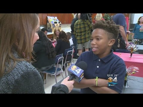 """Young Miami Actor Celebrates 8 Oscar Nominations For """"Moonlight"""""""