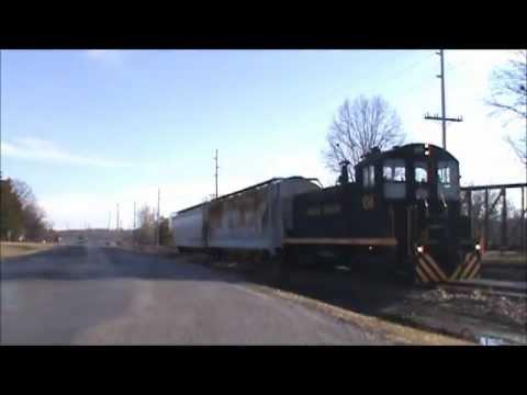 Vandalia IL Short Lines Vol.2 Vandalia Railroad
