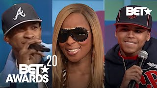 Usher, Mary J Blige, Chris Brown & More BET Awards Winners Visit 106 & Park!