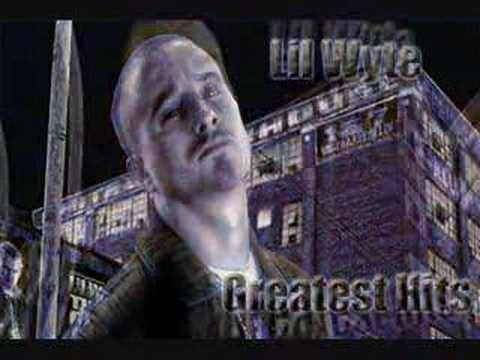 Lil Wyte - My Smoking Song screwed n chopped