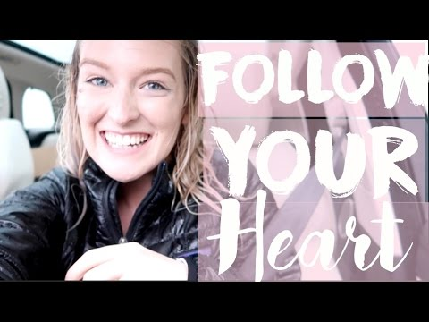 FOLLOW YOUR HEART// BIG SUR | Year of You