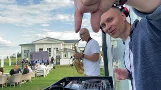 Download Saxophonist & Dj - Live record from Golf Club (Sax Improvisation) 2021 Disco House, Organic, Deep