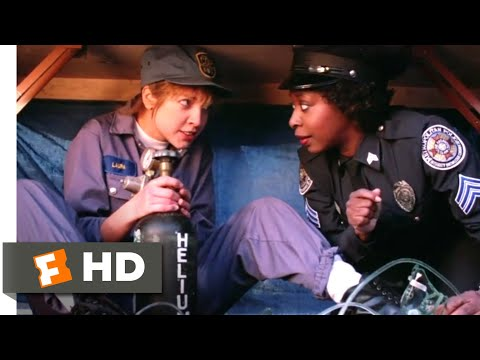 Police Academy 4 (1987) - Little Munchkin Voice Scene (5/9) | Movieclips