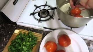 Соус Сацебели из Помидоров Sauce Satsebeli fom fresh Tomatoes