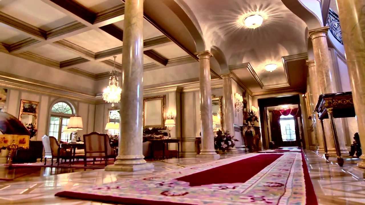 Iconic French Chateau Auction Tulsa Ok Youtube
