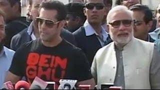 Salman flies kites with Modi, praises him, but no clear endorsement thumbnail