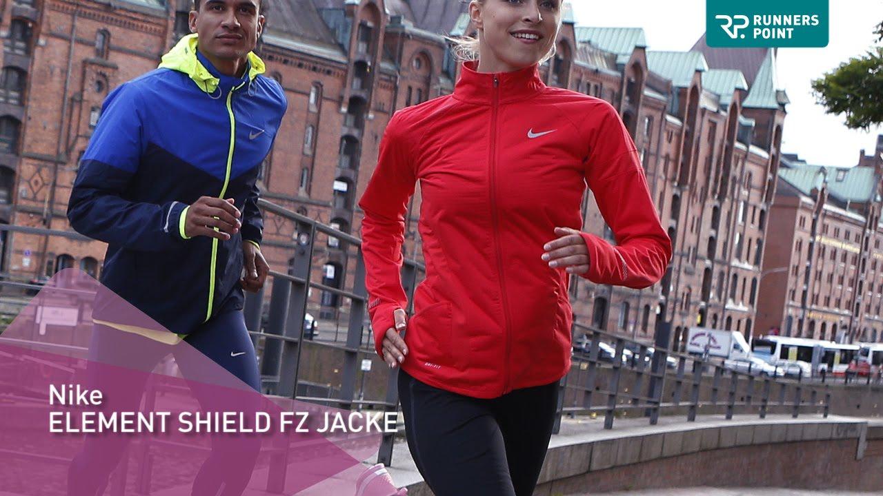 Nike element jacket men's - Nike Running Element Shield Fz
