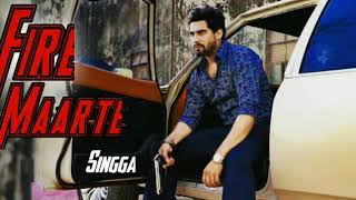 Fire Maarte Singga Latest Punjabi Song 2019.mp3