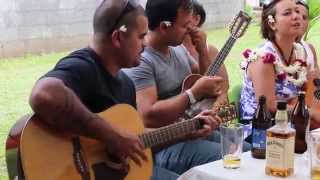 Anaa E, a Paumotu song about the Island of my Ancestors, Tahiti, May 31, 2014