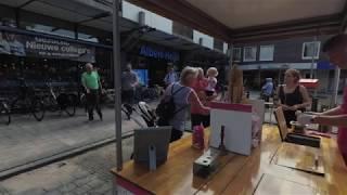 Gratis ijsjes in Kerckebosch