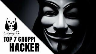 I 7 gruppi di hacker più potenti della storia