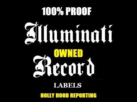 100% PROOF - Record Labels are Illuminati