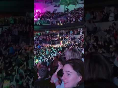 Macklemore Willy Wonka live at the Key Arena 12/23/ 2017