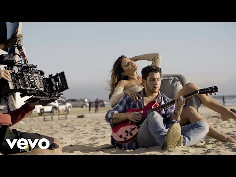 Nick Jonas - Find You (Behind The Scenes)